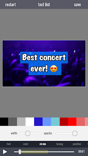 Video Text Editor 3
