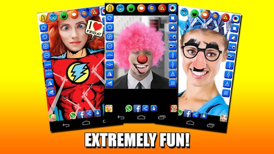 Face Fun - Photo Collage Maker- screenshot thumbnail