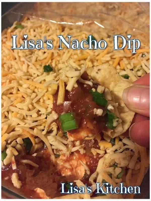 Lisa's Nacho Dip Recipe