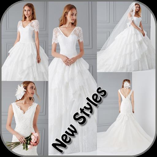 2016年婚纱礼服模型1 購物 App LOGO-硬是要APP
