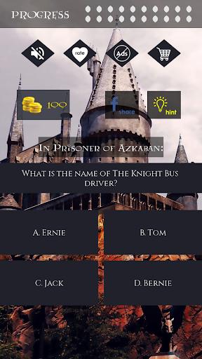 Trivia Harry Potter 1.0.1 screenshots 2