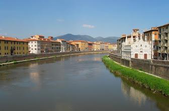 Photo: Ποταμός Άρνο