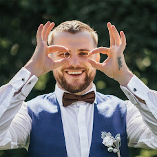 Wedding photographer Anastasiya Zhukova (AnastasiaZhu). Photo of 03.10.2017