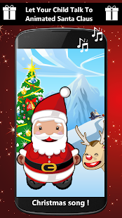 Call Santa Claus - Animated- screenshot thumbnail