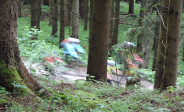 Photo: G2. To fast for the camera up hill!