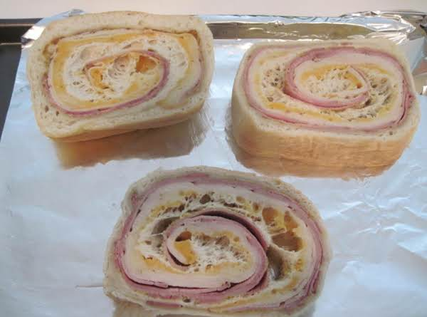 Sandwich Roll Recipe