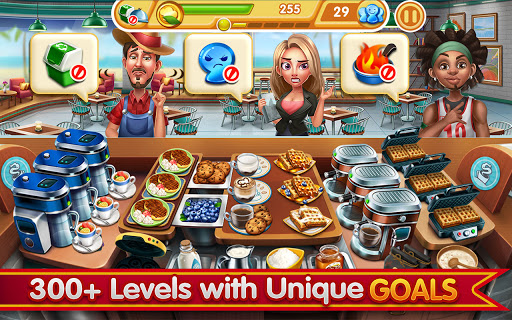 Cooking City: frenzy chef restaurant cooking games 1.82.5017 screenshots 23