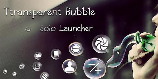 Transparent Bubble Theme