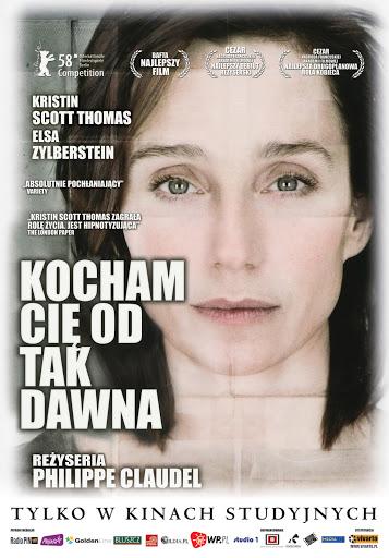 Polski plakat filmu 'Kocham Cię Od Tak Dawna'