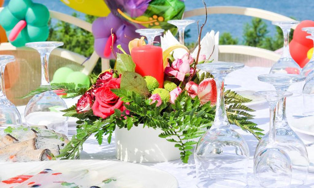 Ioanidis catering в Красноярске