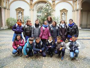 """Photo: 17/12/2014 - Istituto comprensivo """"Da Vinci"""", plesso """"Ambrosini"""" di Torino. Scuola elementare classe V C."""