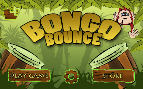 Bongo Bounce- screenshot thumbnail
