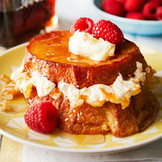 Baked Stuffed French Toast Recipe