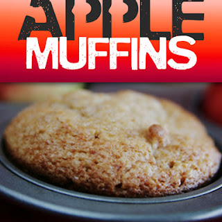 Paleo Breakfast Apple Muffins