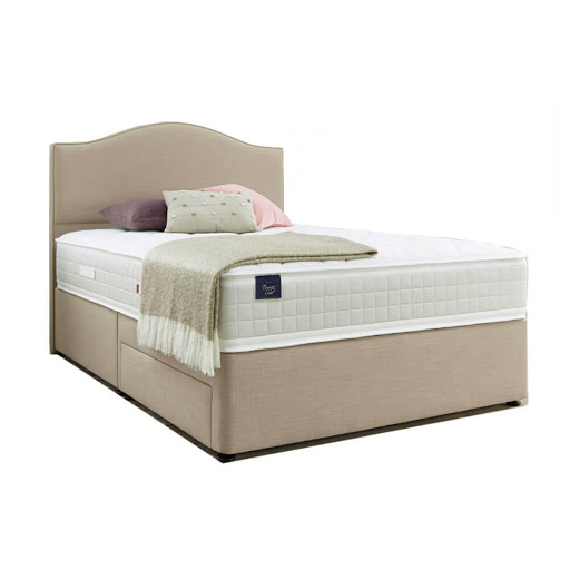 Slumberland Bronze Seal Divan Bed