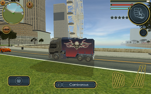 Robot Truck- screenshot thumbnail