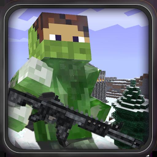 动作のサバイバルハンターゲーム2 LOGO-記事Game