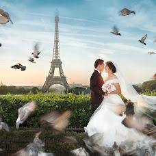 Wedding photographer Jenny Cuvereaux (Jenny). Photo of 02.12.2017