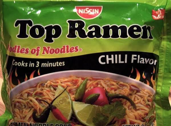 Spicy Ramen Saute