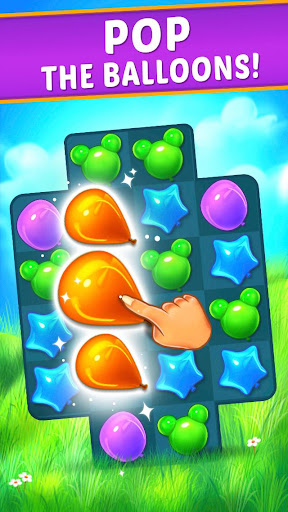 Balloon Paradise - Free Match 3 Puzzle Game 4.0.3 screenshots 1