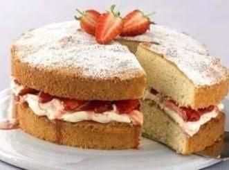 Classic Victoria Sponge Recipe