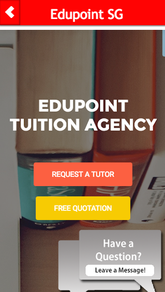Edupoint SG- screenshot