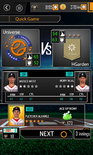 Real Baseball 3D  screenshots 12