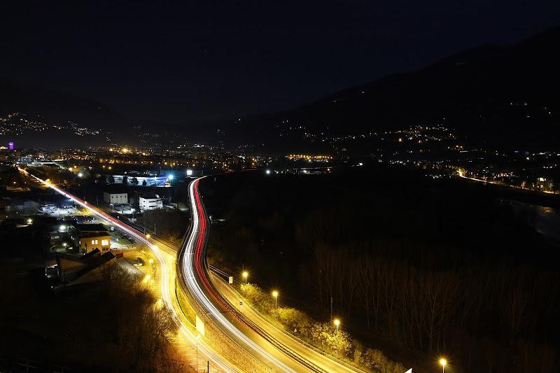 Traffico di rientro di Nikos