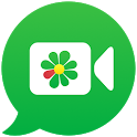 icq video calls & chat icon
