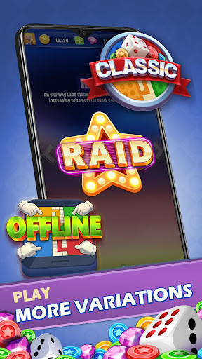 Ludo All Star - Online Fun Dice & Board Game apkpoly screenshots 8