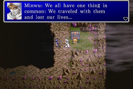 Final Fantasy II v5.02 MOD APK 5