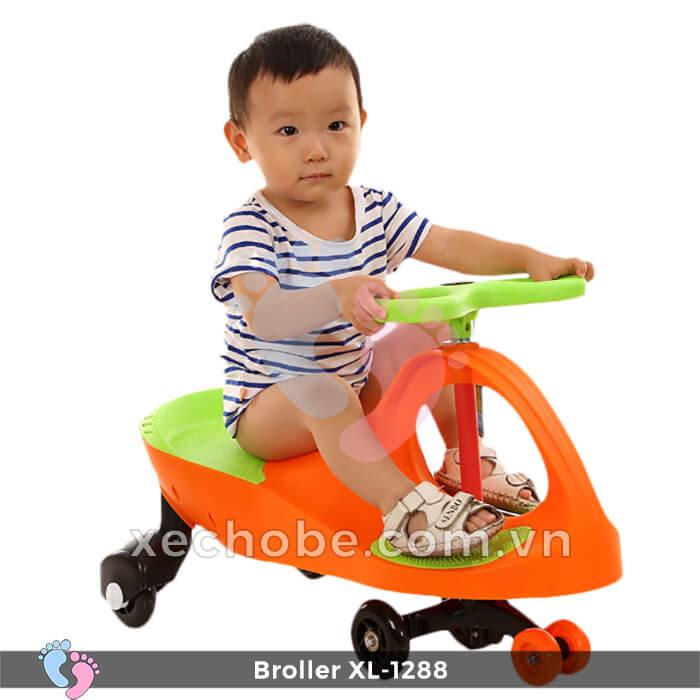 Xe lắc trẻ em Broller XL-1288 5