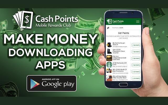 Cash Points : Mobile Rewards Club