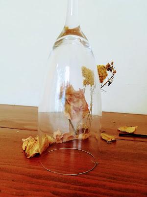Il bicchiere e la rosa di Robyvf