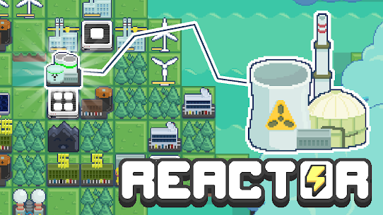 Reactor Mod Apk☢️ – Idle Manager- Energy Sector Tycoon 1