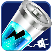 Battery Saver with Battery Full Alarm & Animation