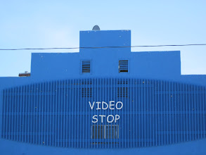 Photo: The video store/stop has not died in small town saskatchewan.