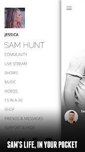 Sam Hunt- screenshot thumbnail