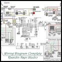 Wiring Diagram Complete icon