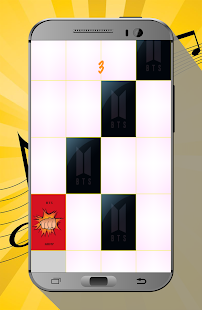 BTS Piano Tiles - náhled