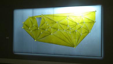 Photo: BundeskunstHALL OF FAME; Apro.Map; Interaktive Installation; KLANGFIGUREN