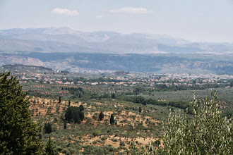 Photo: A view from Mystra