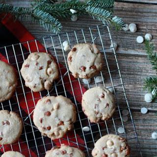 White Chocolate Cinnamon Cookies Recipes