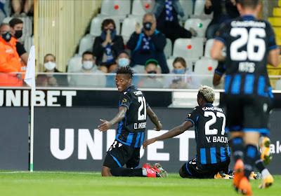 Mauvaise nouvelle pour le Club de Bruges : Après Mechele, un autre joueur testé positif au Covid-19