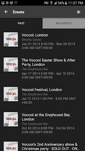 Vocool - náhled
