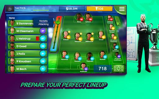 Pro 11 - Football Management Game apktram screenshots 12