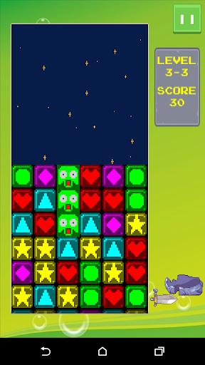 Crack Attack: Block Puzzle apkmr screenshots 9