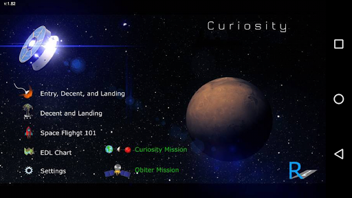 Curiosity: The Mars Missions  gameplay | by HackJr.Pw 1
