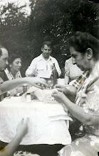 Photo: Frank Landsberg, Frieda Braunhart Brunn, Salo Brunn, Martha Braunhart Sternbach