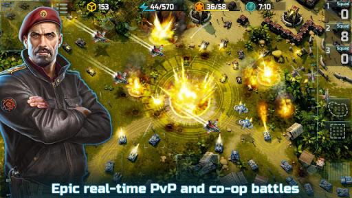 Art of War 3: PvP RTS modern warfare strategy game download 1